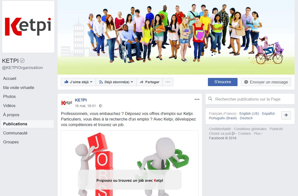PageFacebook-Ketpi