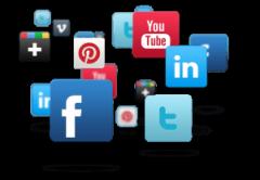 Réseaux Sociaux partie intégrante de la communication des entreprises.