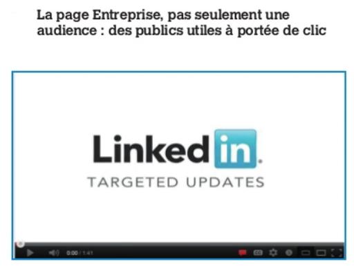 Audience LinkedIn