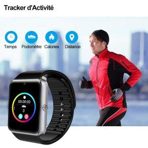 Tracker d'activité/podomètre